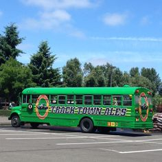 Saw this bus today!!!