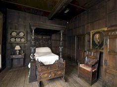 24 Most Amazing Gothic Home Decor Ideas For A Mystery House Decorating Gothic bedroom furniture Medieval furniture Medieval bedroom