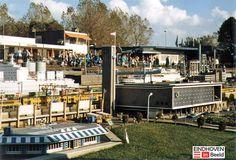 Ooit was er een schaalmodel van het station van Eindhoven in Madurodam. Dat gebouw verdween, maar waar is het nu? We zochten het uit.