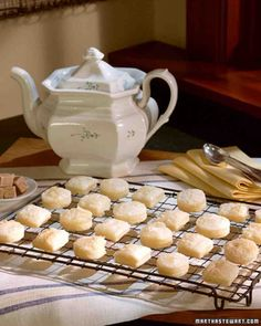 Christmas Cookie Recipes: Martha's Mother's Cookies