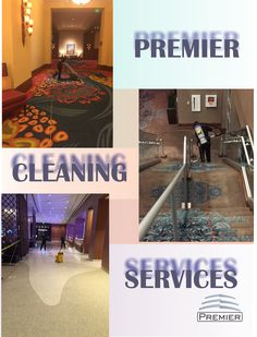 Our employees know their primary responsibility is to ensure the customer satisfaction. Our trained cleaning teams understand that trust, accountability and dedication are the keys to Premier's success.