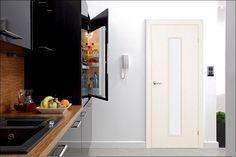 Светлые двери, их сочетание со светлым полом: фото интерьера и уникального…