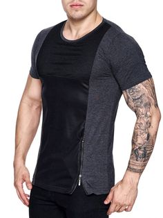 Nice body / muscle fitted Graphic T-shirt. Please use the size chart to pick the correct size for you. * FORM / BODY / MUSCLE FITTED * 100% Cotton