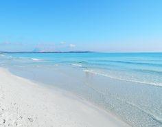 Beach in Sardinia, #Italy