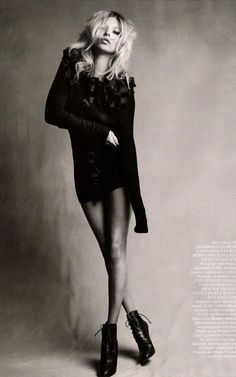 Kate Moss photographed by Patrick Demarchelier for Vogue UK September 2010. Description from pinterest.com. I searched for this on bing.com/images