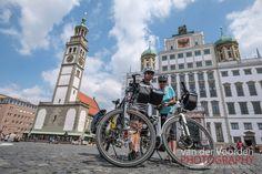 2016 Via Claudia Augusta: Von Donauwörth nach Hurlach
