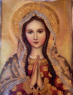 Maria En venta almuarce2002@gmail.com Óleo certificado por Bellas Artes
