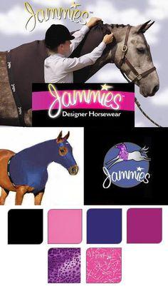 Jammies Designer Hoods for ponies