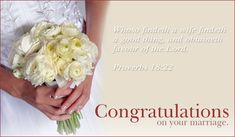 Congratulations on your wedding day matthew 195 6 biblical congratulations on your wedding day matthew 195 6 biblical greeting card pinterest wedding congratulations card and congratulations card m4hsunfo