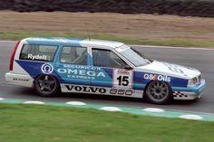 Rickard Rydell 1994 Volvo 850 Kombi