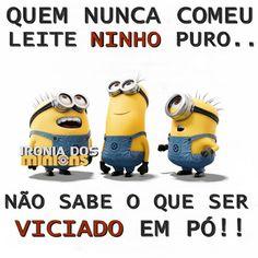 Imagem e Frases Facebook: Viciado em Pó!