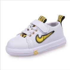 082248204040b 2018 New all seasons small white shoes casual flat boys  girls sports shoes  board shoes children s shoes