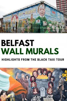 A visit to the political wall murals in Belfast where you learn about the political conflicts between the Nationalists and Loyalists and how its continues to shape the society.  via @thethoughtcard
