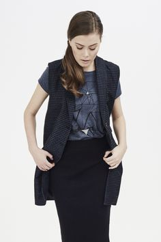 Spring 2016, Maine, Blazer, How To Wear, T Shirt, Jackets, Women, Google, Fashion