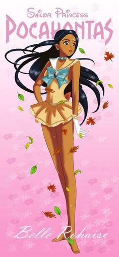 Sailor Princesas - Parte 14
