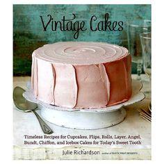 Vintage Cakes.