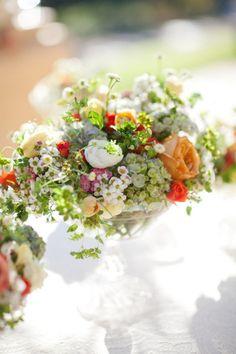 Found on: Style Me Pretty / Event Design: XOXO Bride  / Floral Design: Dandelion Ranch / Photography: Mi Belle Photography