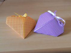 Coração que pode ser usado como embalagem de lembrancinhas, etc. Aprenda a fazer também! http://www.youtube.com/watch?v=ECwzzJcHBAo=youtu.be