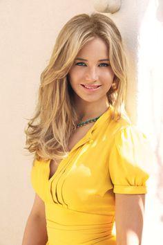 Sweet! Jennifer Lawrence!