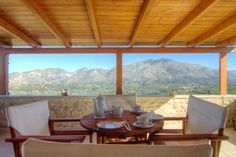 Check out this awesome listing on Airbnb: Villa Morfeas, Great Mountain View - Villas for Rent in Rethimnon