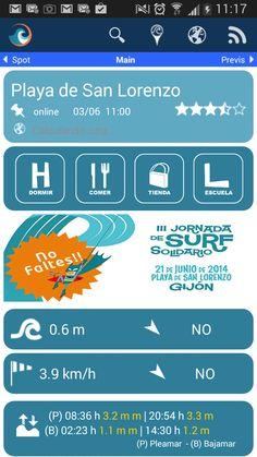 Surf Search Spot incluye a Surf Solidario en su aplicación móvil. Gracias!!!
