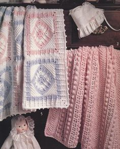 Cuddletime Baby Afghan Crochet Patterns 5