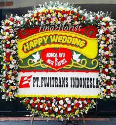 Toko bunga Finaz jual berbagai bunga ucapan dan memberikan pelayanan terbaik kepada semua konsumen