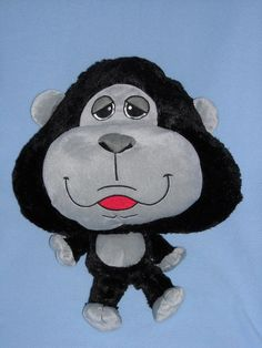 Giant Large Monkey Plush Toy Stuffed Wild Gorilla Friend Animal Pillow Gift 32/'/'
