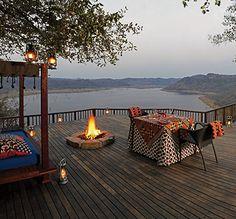 bush lodge zimbabwe | ... Lodge | Malilangwe Game Reserve | Gonerezhou National Park | Zimbabwe