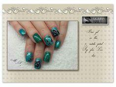 Absinth Fairy Nails