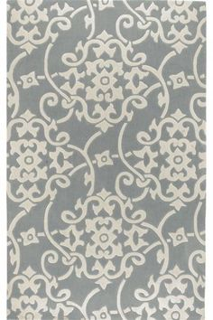 I love this rug too much for words. I think I need it. Home Decorators Collection Merit II Area Rug.