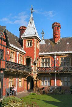 Foster's Almshouses, Bristol, England