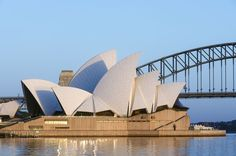 A Look at the Architecture of Jorn Utzon: Sydney Opera House, 1973 #architectureportfolio