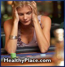 Bipolar symptoms gambling