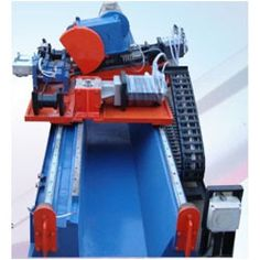 """Any body want buy a #ColdsawMachine Burr Free Cutting Machine and other allied equipment's for Tube industry has yet come up with in the country a """"Burr Free Double Head Cold Saw Cutting Car""""."""