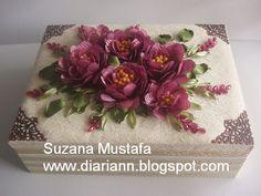 Suzana Mustafa: boîte-cadeau