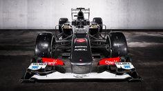 Sauber unveil 2013 car