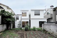 Fantastic Home: House Komazawa Park by miCo