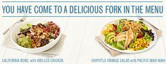 RUBIO'S $$ Reminder: Coupon to Save $1 off a California Bowl or $1 off a Chipotle Orange Salad – Expires SUNDAY (8/24)!