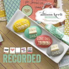 Isn't this a lovely collection? Enter to win it! 30 Days of Giveaways: Day 24 - Allison Kreft Designs - Northridge Publishing