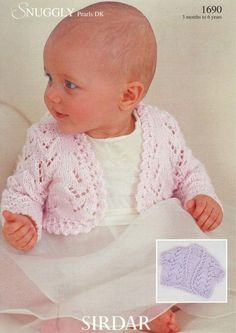 Free Knitting Pattern For Baby