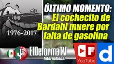 ÚLTIMO MOMENTO: El cochecito de Bardahl muere por falta de gasolina