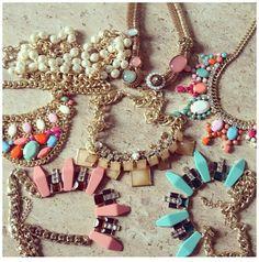 Necklaces!!!