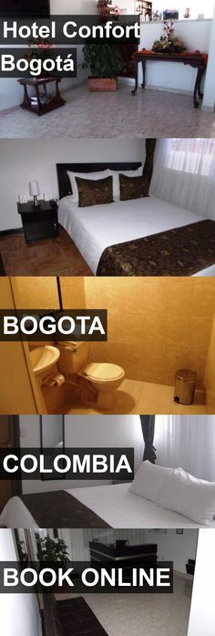 Hotel Hotel Confort Bogotá in Bogota, Colombia. For more information, photos, reviews and best prices please follow the link. #Colombia #Bogota #HotelConfortBogotá #hotel #travel #vacation
