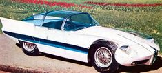 1956 Alfa Romeo 6C 3000 CM Pininfarina body type 1 'Superflow I'