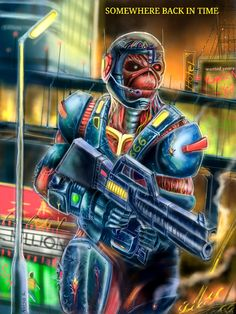 Iron Maiden - The Final Frontier II by croatian-crusader on DeviantArt Iron Maiden Cover, Iron Maiden Band, Iron Maiden Mascot, Vic Rattlehead, Iron Maiden Posters, Eddie The Head, Celtic Dragon Tattoos, Heavy Metal Bands, Metal Artwork