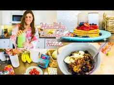 Paleo (I think) Healthy Breakfast Recipes: Grain free granola, delicious collagen green smoothie, baked buckwheat, pancakes, and fried potato egg kale pan Breakfast Bowls, Breakfast Time, Cambria Joy, Healthy Breakfast Recipes, Healthy Recipes, Nutrition, Healthy Treats, Healthy Eating, Smoothie Diet
