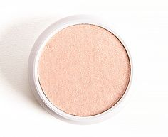 ColourPop Smokin' Whistles Super Shock Cheek  I was worried the light highlighters would look the same on dark skin, but they don't. This one looks warm in the pan, but swatches a cool and icy pink.