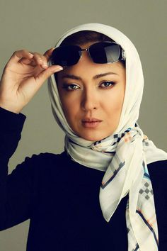 Niki Karimi Persian People, Persian Girls, Iranian Actors, Iranian Women, Iranian Beauty, Beautiful S, Beauty Around The World, How To Wear Scarves, Muslim Women