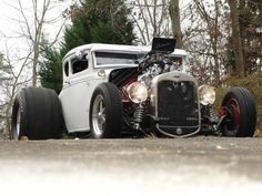 「pin ups and hot rods」の画像検索結果 Classic Hot Rod, Classic Cars, Hot Rods, Traditional Hot Rod, Best Muscle Cars, Hot Rod Trucks, Street Rods, Fast Cars, Custom Cars